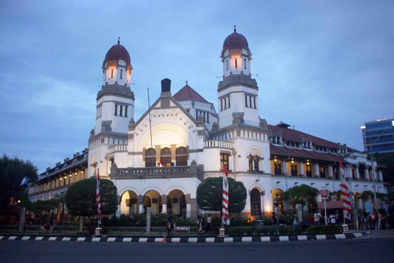 Lawang Sewu, The House Of A Thousand Doors